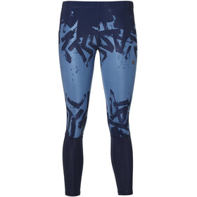 asics 7/8 Tights - Short running Femme - bleu